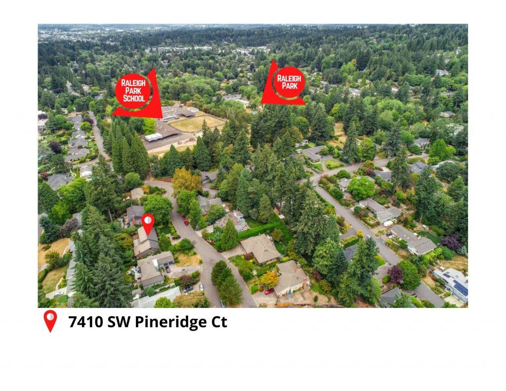 SW Pineridge Ct-Area Amenities