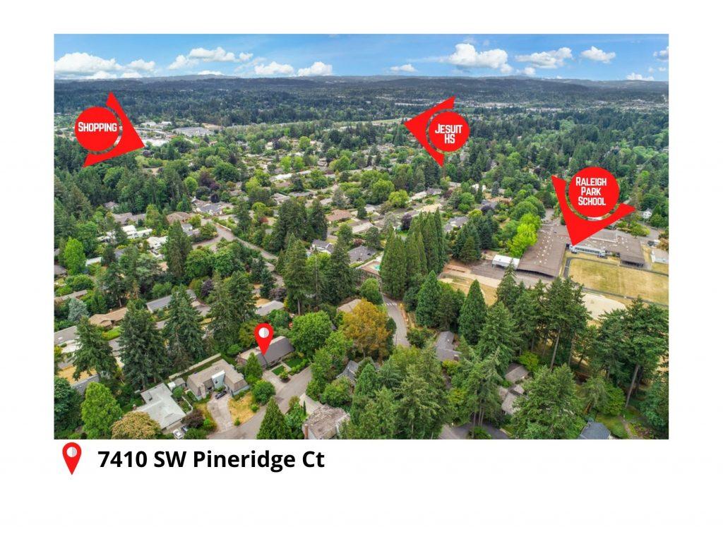SW Pineridge Ct-Area Amenities copy